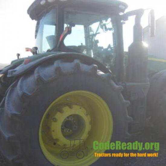 Used 2020 John Deere 8345R for Sale in Iowa