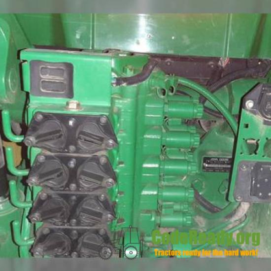 Used 2003 John Deere 8120 for Sale in Wisconsin
