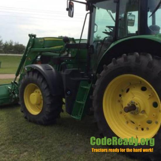 Used 2019 John Deere 6155M for Sale in Minnesota