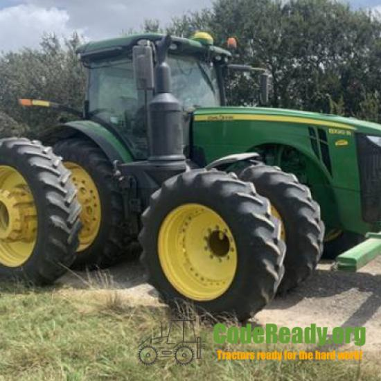 Used 2018 John Deere 8320R in El Campo, Texas