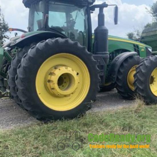 Used 2018 John Deere 8320R for Sale in Texas