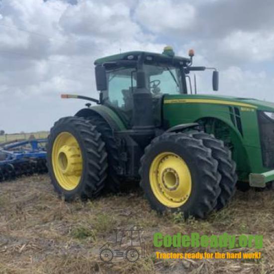 Used 2018 John Deere 8320R for Sale