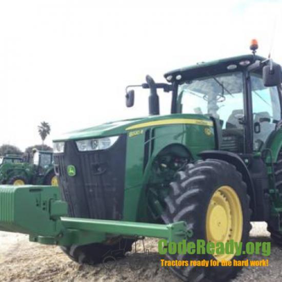 Used 2014 John Deere 8320R for Sale