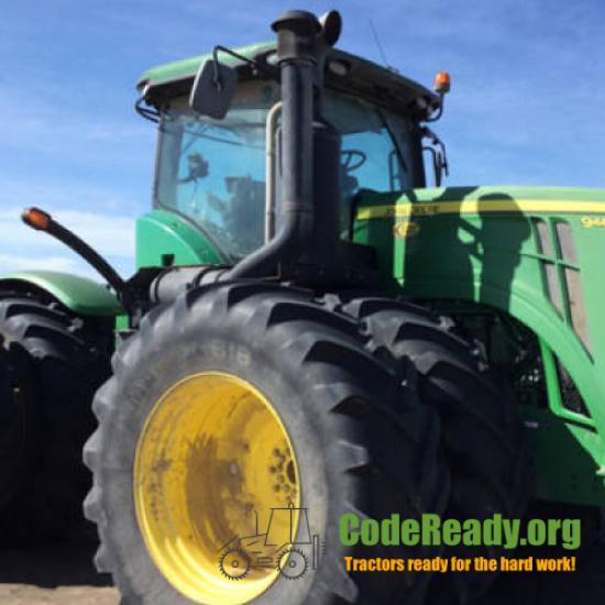 Used 2014 John Deere 9460R for Sale