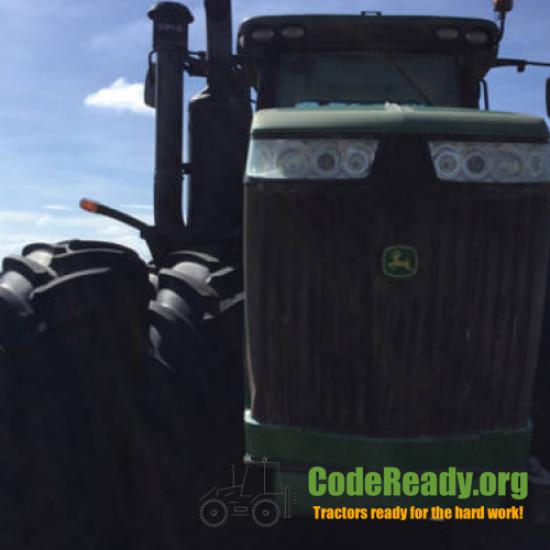 Used 2014 John Deere 9460R in El Campo, Texas