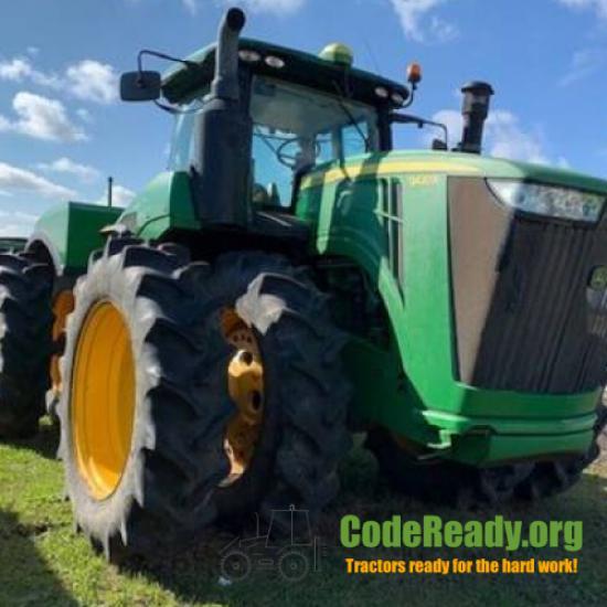 Used 2016 John Deere 9420R in Liberty, Texas