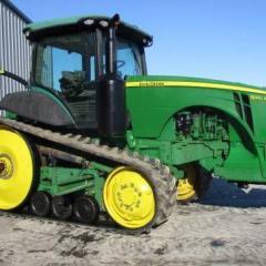 2011 John Deere 8310RT