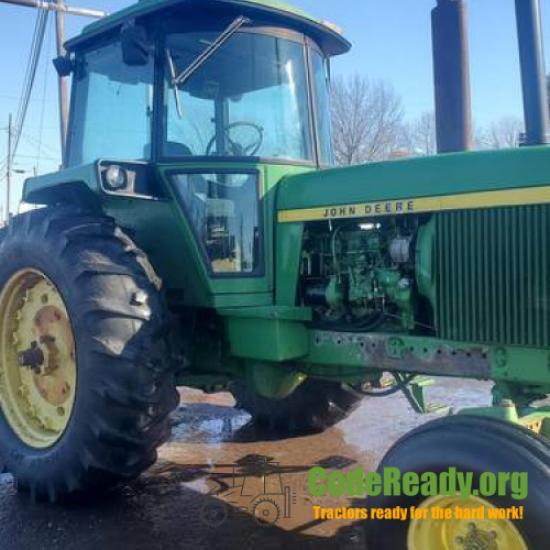 Used John Deere 4430 for Sale in Ohio