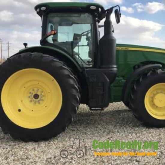 Used 2019 John Deere 8270R in Lorenzo, Texas