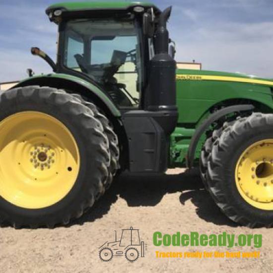 Used 2014 John Deere 8345R in Lorenzo, Texas