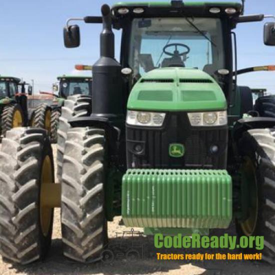 Used 2014 John Deere 8345R for Sale in Texas