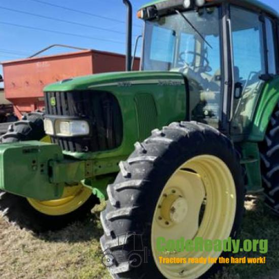 Used 2002 John Deere 6420 in Comanche, Texas