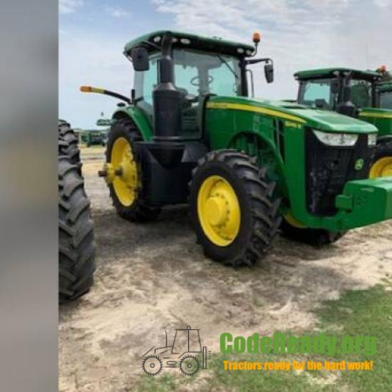 Used 2019 John Deere 8245R for Sale