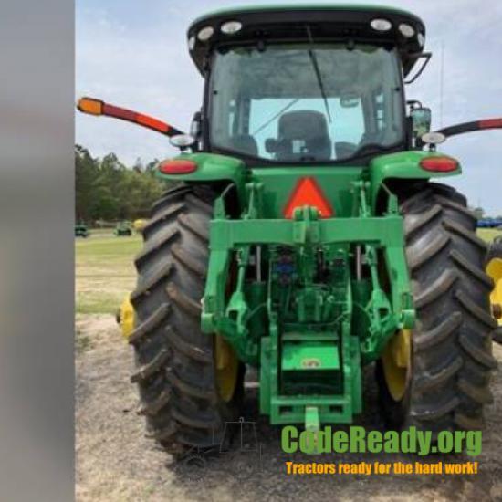 Used 2019 John Deere 8245R for Sale in Georgia