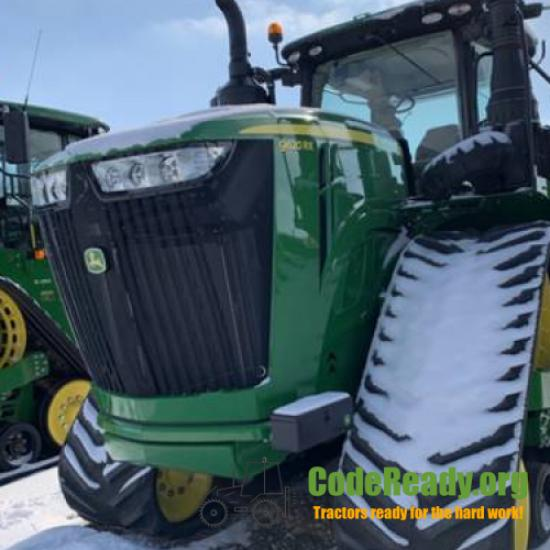 Used 2020 John Deere 9620RX for Sale