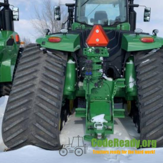 Used 2020 John Deere 9620RX for Sale in Minnesota