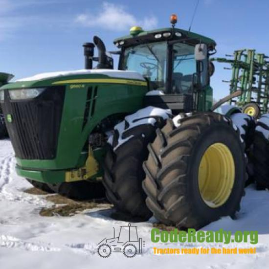 Used 2013 John Deere 9560R for Sale in South Dakota