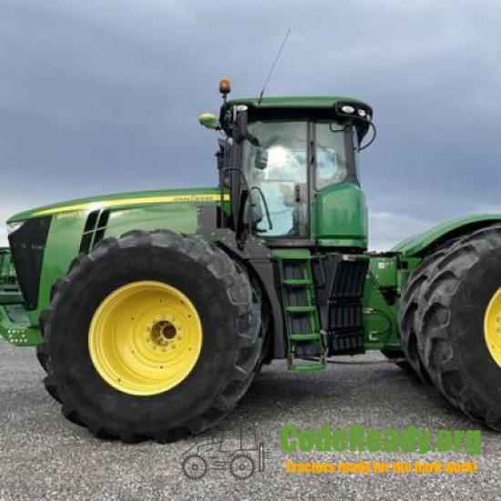 Used 2013 John Deere 9460R for Sale in Missouri