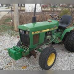 1985 John Deere Buck 650