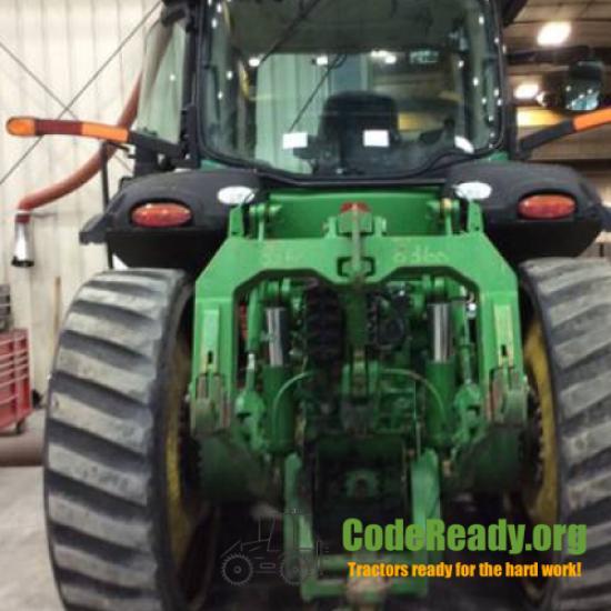 Used 2011 John Deere 8360RT for Sale