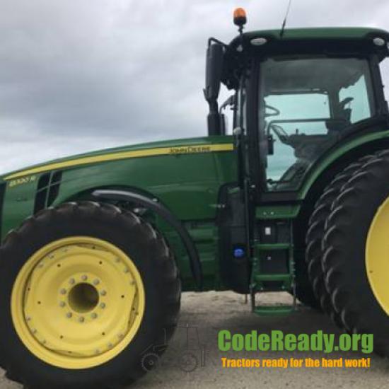 Used 2019 John Deere 8320R for Sale