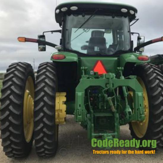 Used 2019 John Deere 8320R for Sale in Minnesota