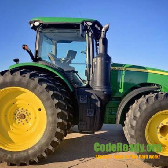 Used 2018 John Deere 8295R for Sale in Texas
