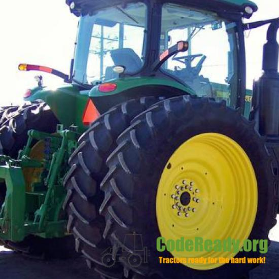 Used 2015 John Deere 8320R for Sale in Texas
