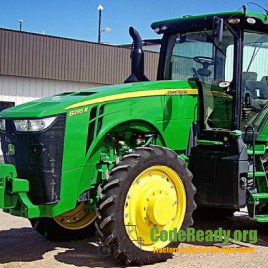 Used 2014 John Deere 8295R for Sale