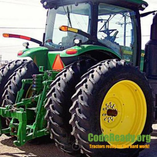 Used 2014 John Deere 8295R for Sale in Texas