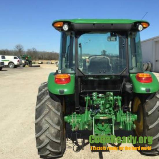Used 2018 John Deere 5075E for Sale in Texas