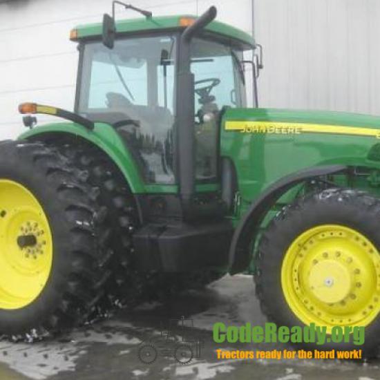 Used 2003 John Deere 8120 for Sale in Ohio