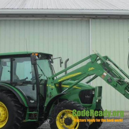 Used 2008 John Deere 5625 for Sale in Pennsylvania