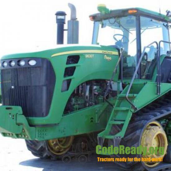 Used 2009 John Deere 9630T for Sale