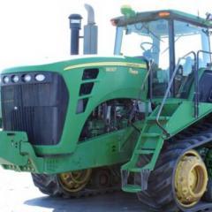 2009 John Deere 9630T