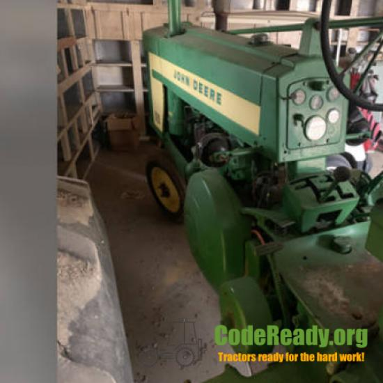 Used 1958 John Deere 620 for Sale in Nebraska