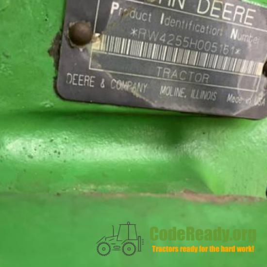 Used 1990 John Deere 4255 for Sale in Illinois