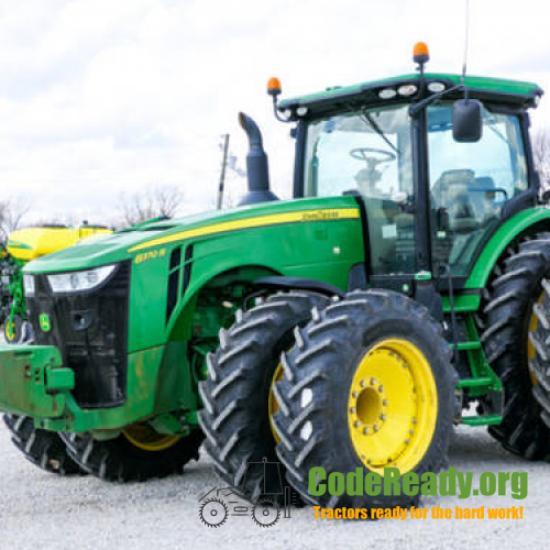 Used 2014 John Deere 8370R for Sale