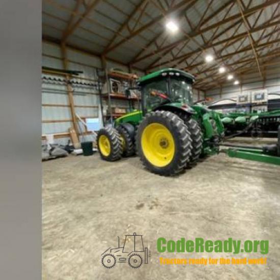 Used 2014 John Deere 8370R for Sale in Minnesota