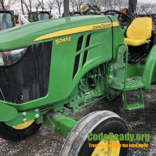 Used John Deere 5045E for Sale