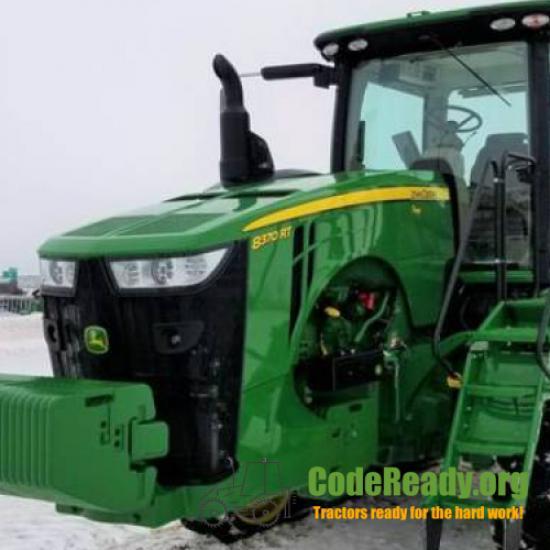 Used 2020 John Deere 8370RT for Sale