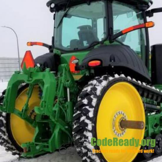 Used 2020 John Deere 8370RT for Sale in Minnesota