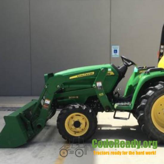 Used 2011 John Deere 3032E for Sale